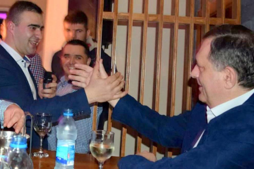 Milunović i Dodik