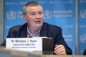 Michael Ryan (FOTO: EPA - EFE)