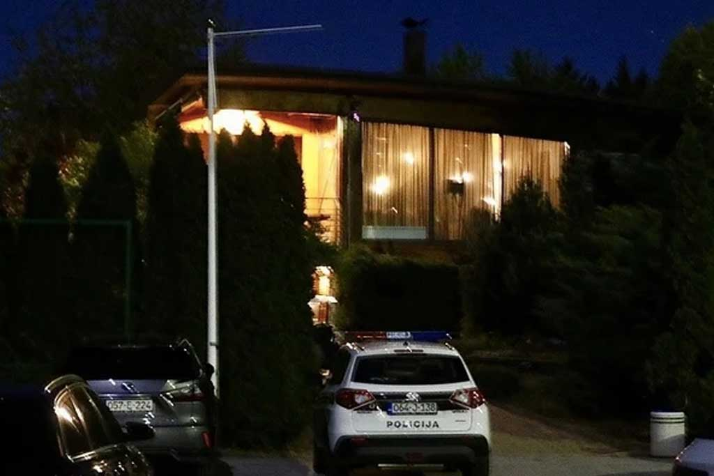 Policija prekinula skandalozni korona-dernek u Sarajevu, svi ...