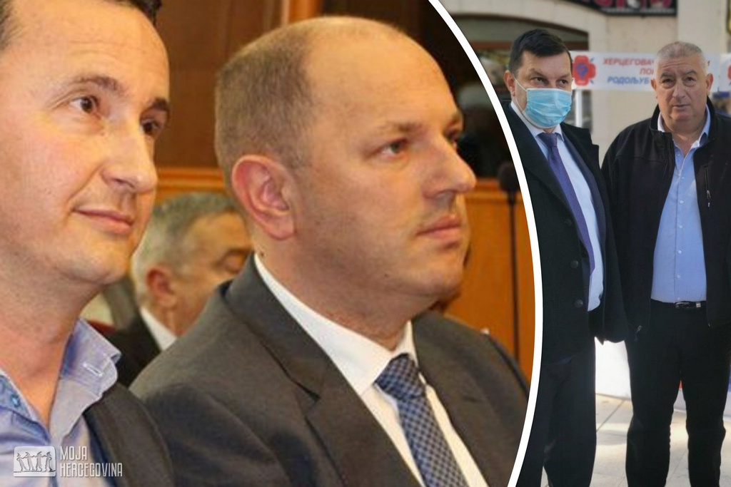 Koalicija ''Naša Hercegovina HNP-PDP'' pozvala Petrovića i Ćurića na TV  sučeljavanje | Moja Hercegovina